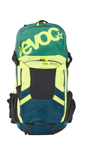 Evoc FR Enduro Team Backpack 16 L green/lime/petrol